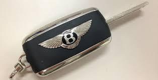 Làm Chìa Khóa Bentley