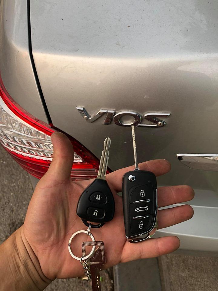 Chìa Khóa Nissan