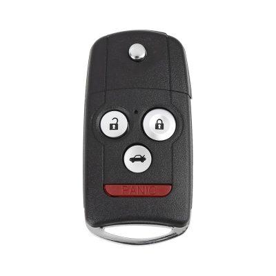 Chìa khóa remote Acura 4 nút