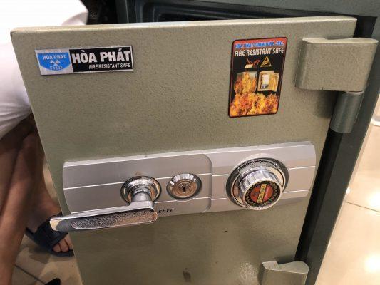 Sửa két sắt tại nhà