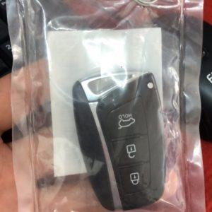 chìa khóa thông minh Hyundai Santafe