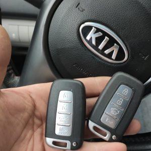 chìa khóa thông minh Kia Morning Picanto