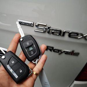 Chìa khóa remote Hyndai Starex