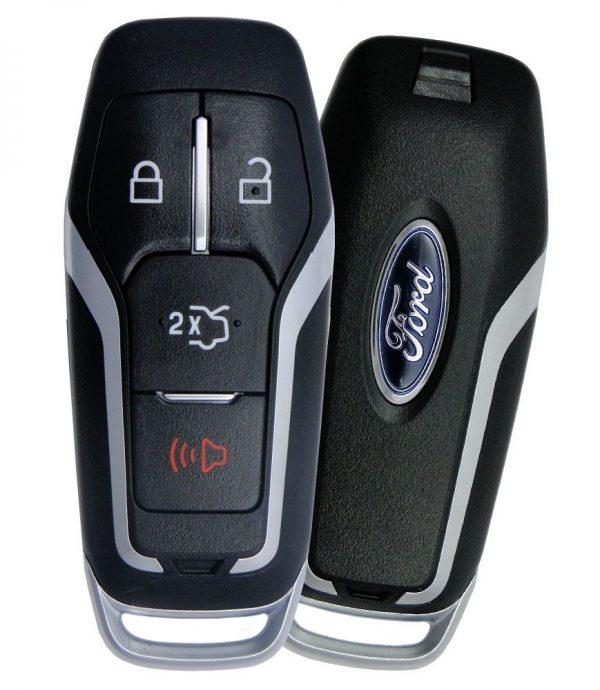 Chìa khóa thông minh Ford Mustang