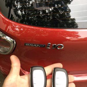 chìa khóa thông minh Hyundai i10
