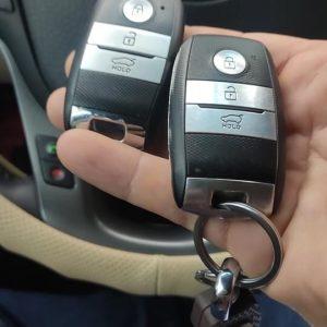 chìa khóa thông minh Kia Optima