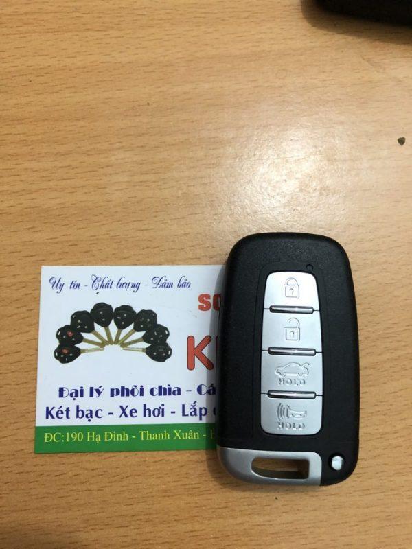 Chìa khóa ô tô Kia Cerato