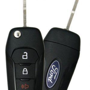 chìa khóa remote Ford Ranger XLS