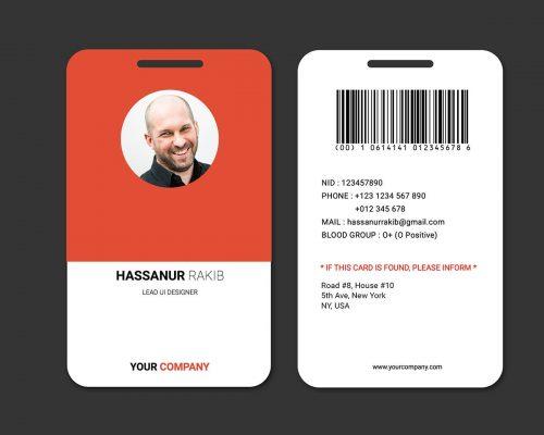 thẻ ID card