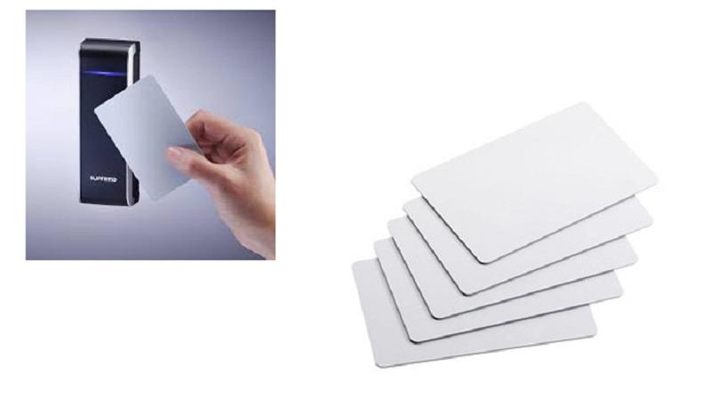 Cách copy thẻ từ thang máy sang một thẻ trắng khác