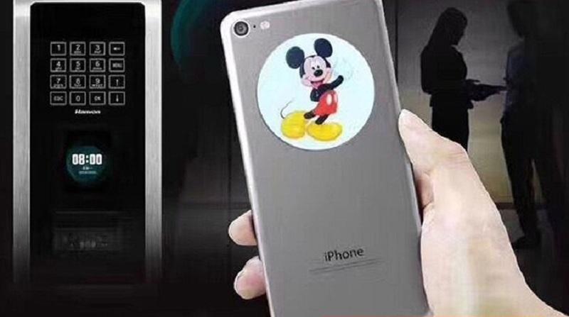 Cách copy thẻ từ thang máy vào điện thoại di động